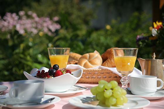 Reschen Boutique Hotel - Frühstück