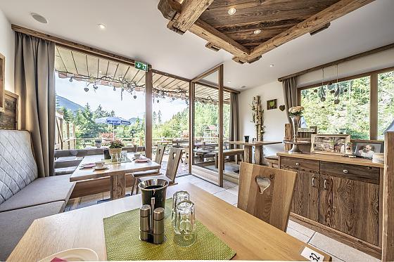 Gästehaus Landerermühle - Gastronomie