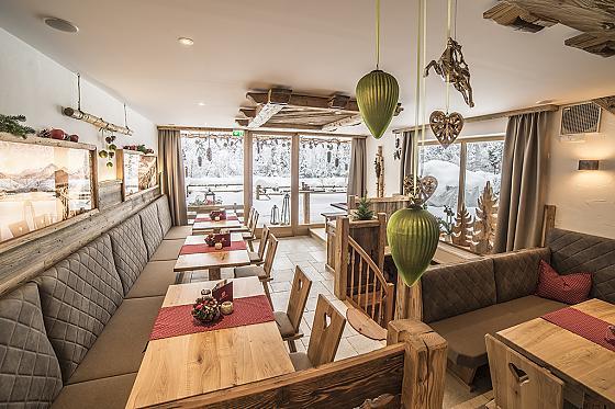 Gästehaus Landerermühle - Frühstück