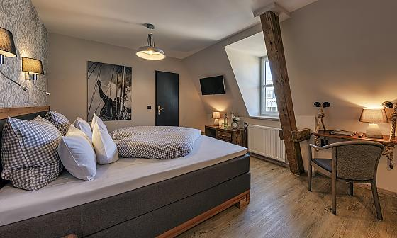 Doppelzimmer / Double rooms