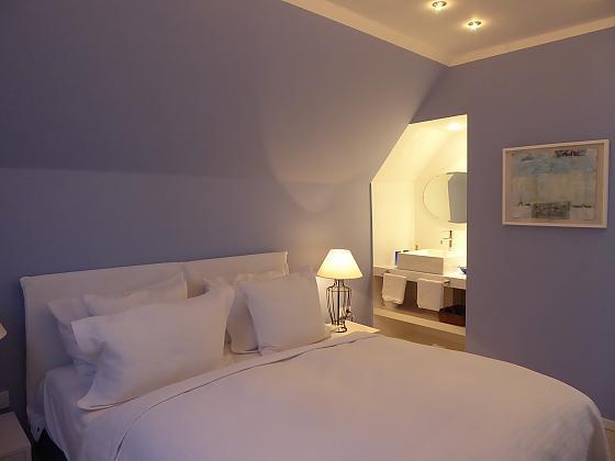 Blaue Suite