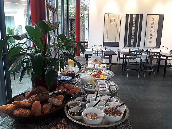 Am Eichholz Galerie und Art Hotel - Frühstück