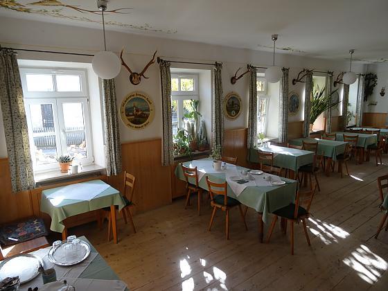 Gästehaus Mack - Frühstück