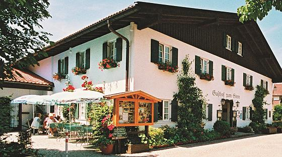 Gasthof zum Stern in Seehausen am Staffelsee