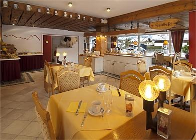 Hotel Rheinischer Hof - Gastronomie