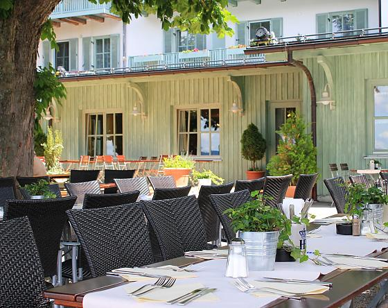 Seehof Herrsching - Gastronomie