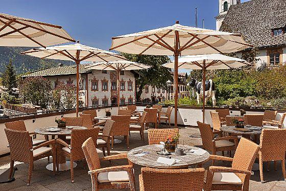 Hotel Maximilian - Gastronomie