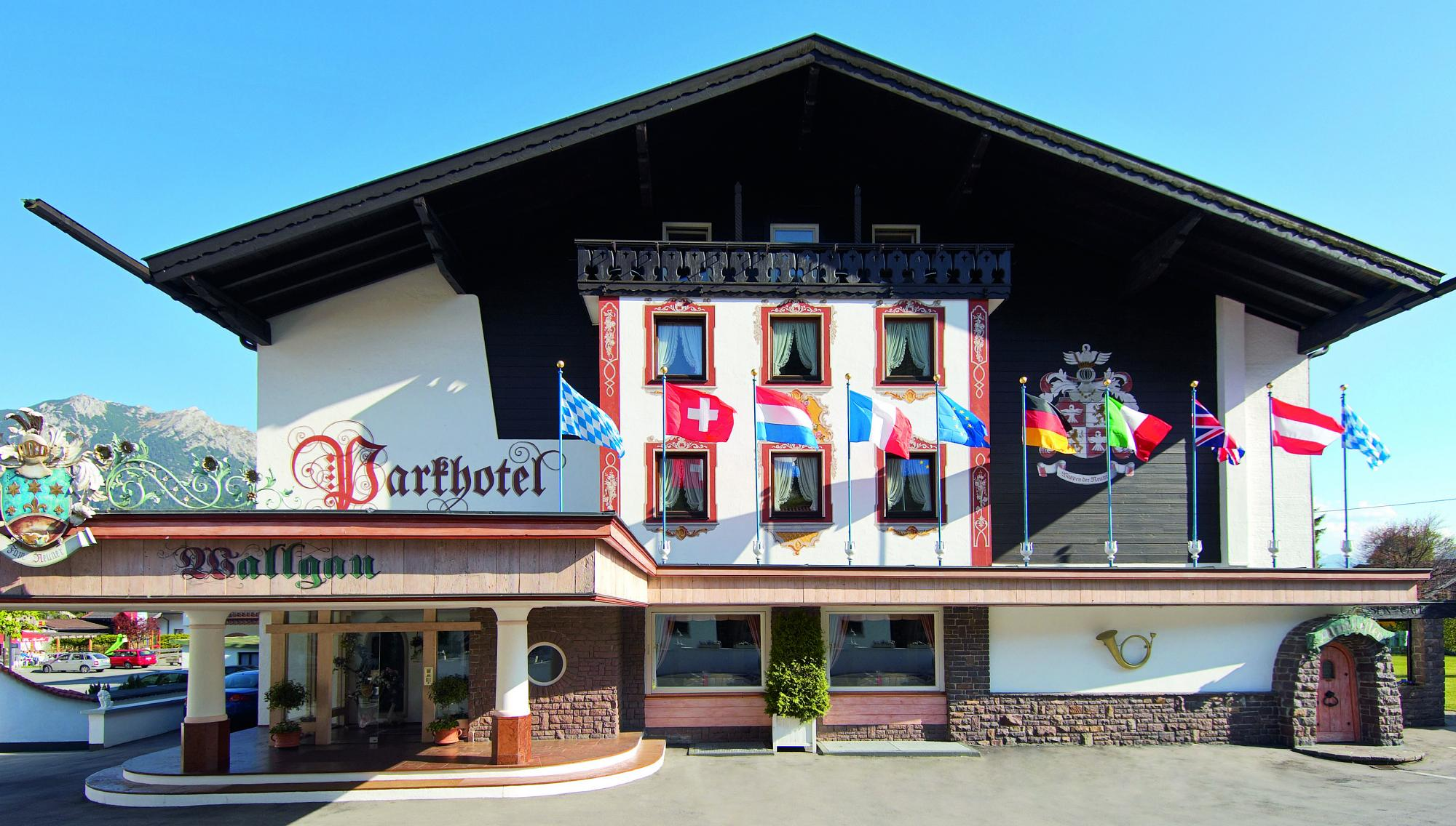 Parkhotel Wallgau in Wallgau