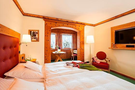 Doppelzimmer Standard Dorfblick