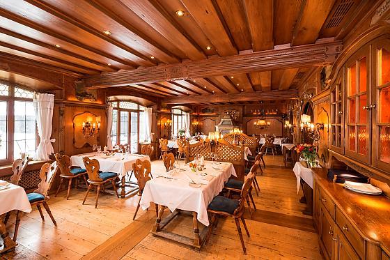 Parkhotel Wallgau - Gastronomie