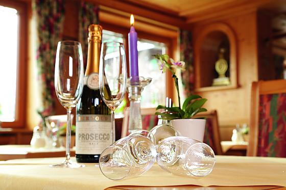Hotel am Kureck - Gastronomie