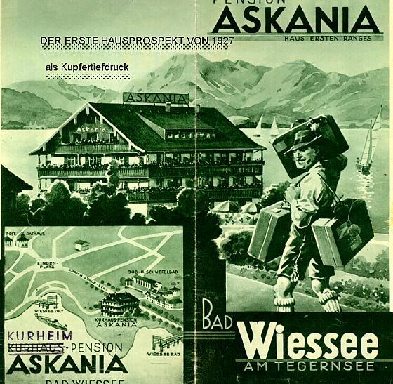 Hotel Askania - Bilder