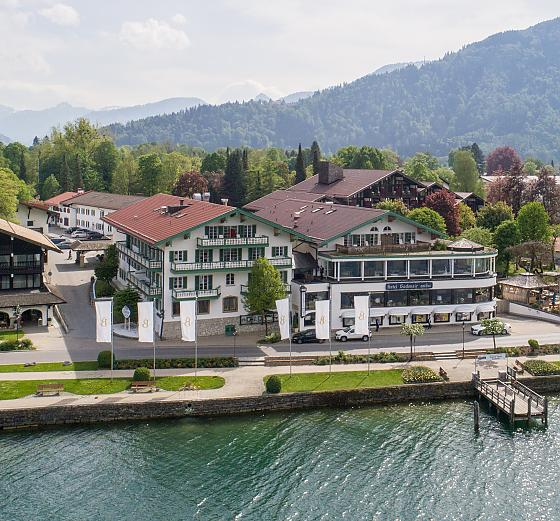 Hotel Bachmair am See - Gastronomie
