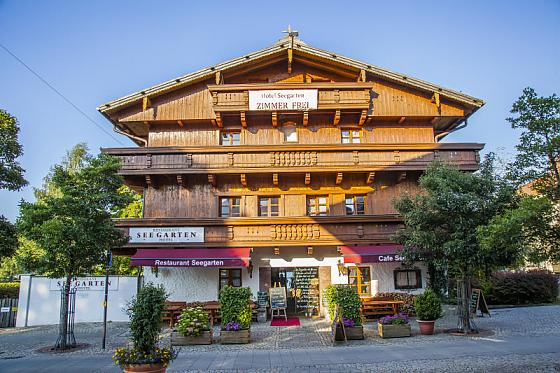 Hotel Seegarten in Bad Wiessee am Tegernsee