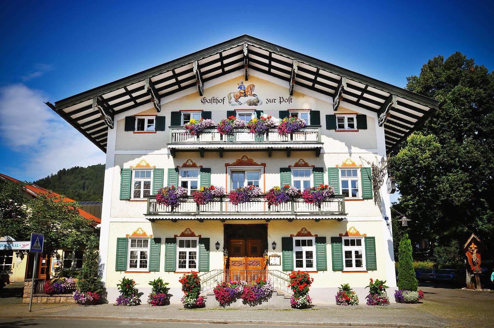 Hotel Gasthof Zur Post Bad Wiessee Bad Wiessee