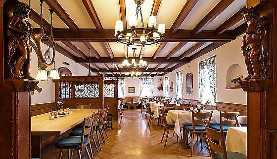 Hotel Gasthof zur Post Bad Wiessee - Gastronomie