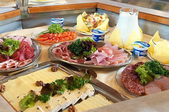Hotel Gasthof zur Post Bad Wiessee - Frühstück