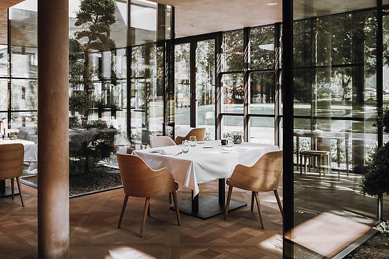 Park-Hotel Egerner Höfe - Gastronomie