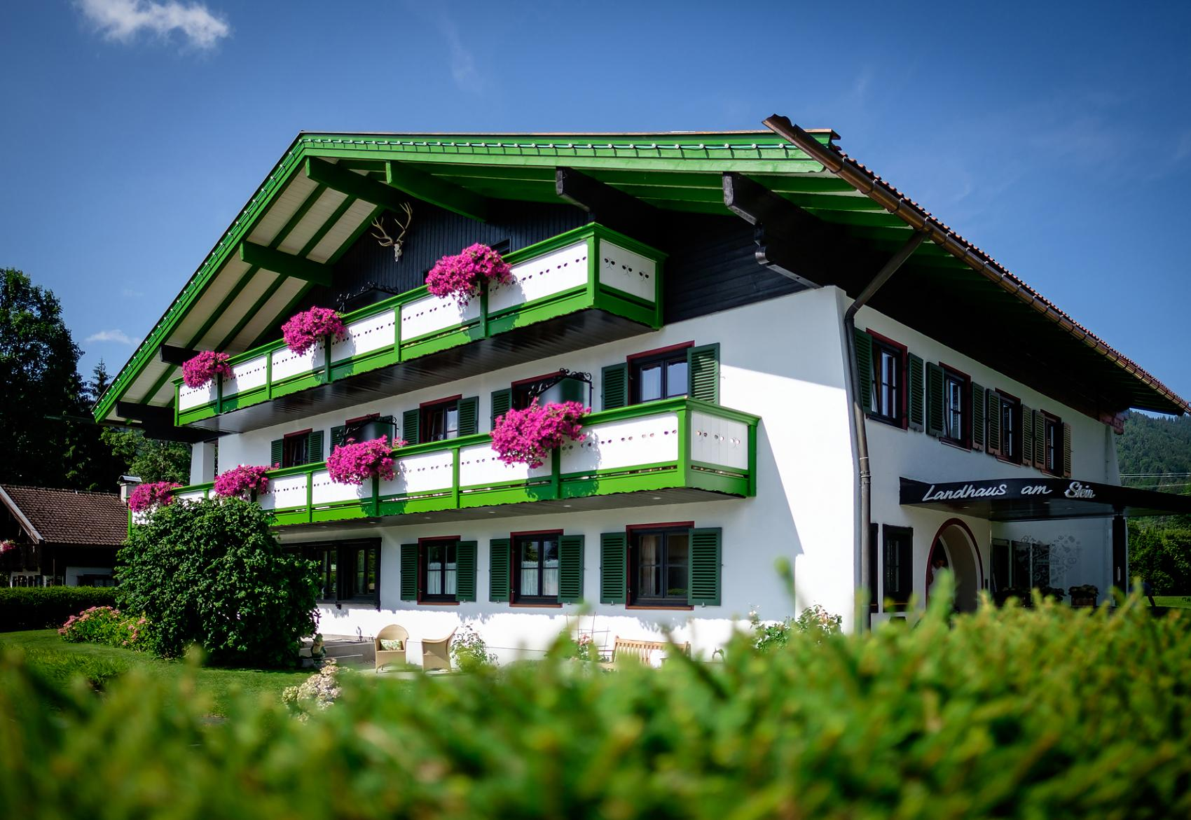 Landhaus am Stein in Bad Wiessee