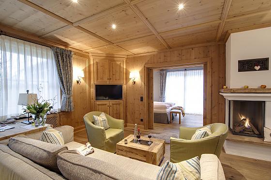 Kamin Suite