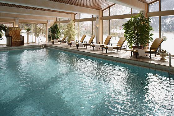 Der Alpenhof Bayrischzell - Wellness