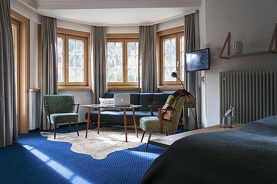 Großes Komfort Doppelzimmer