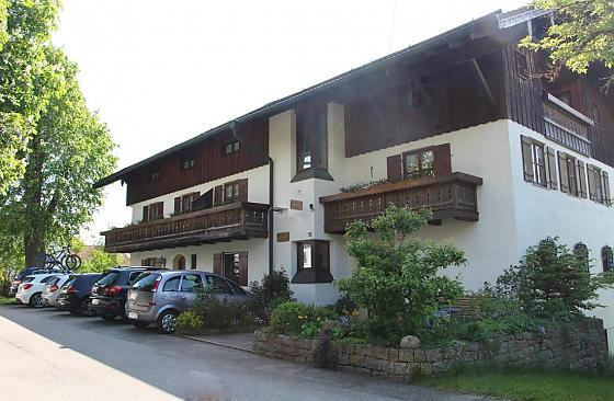 Pension Kistler in Degerndorf bei Münsing