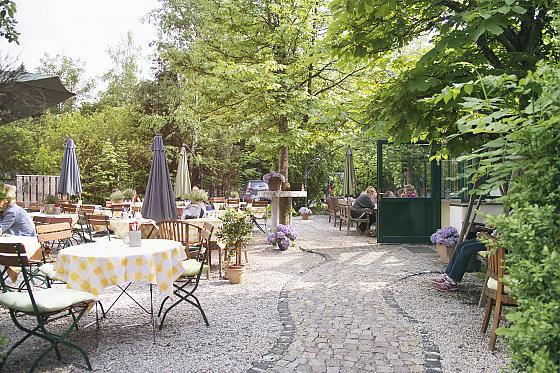 Landhaus Hotel - Gastronomie