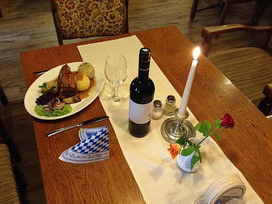 Tutzinger Hof - Gastronomie