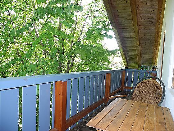 Ferienwohnung in Bernried am Starnberger See - Wellness