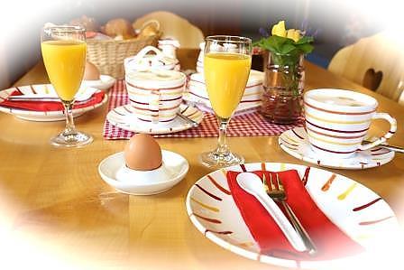 Otthof - Frühstück