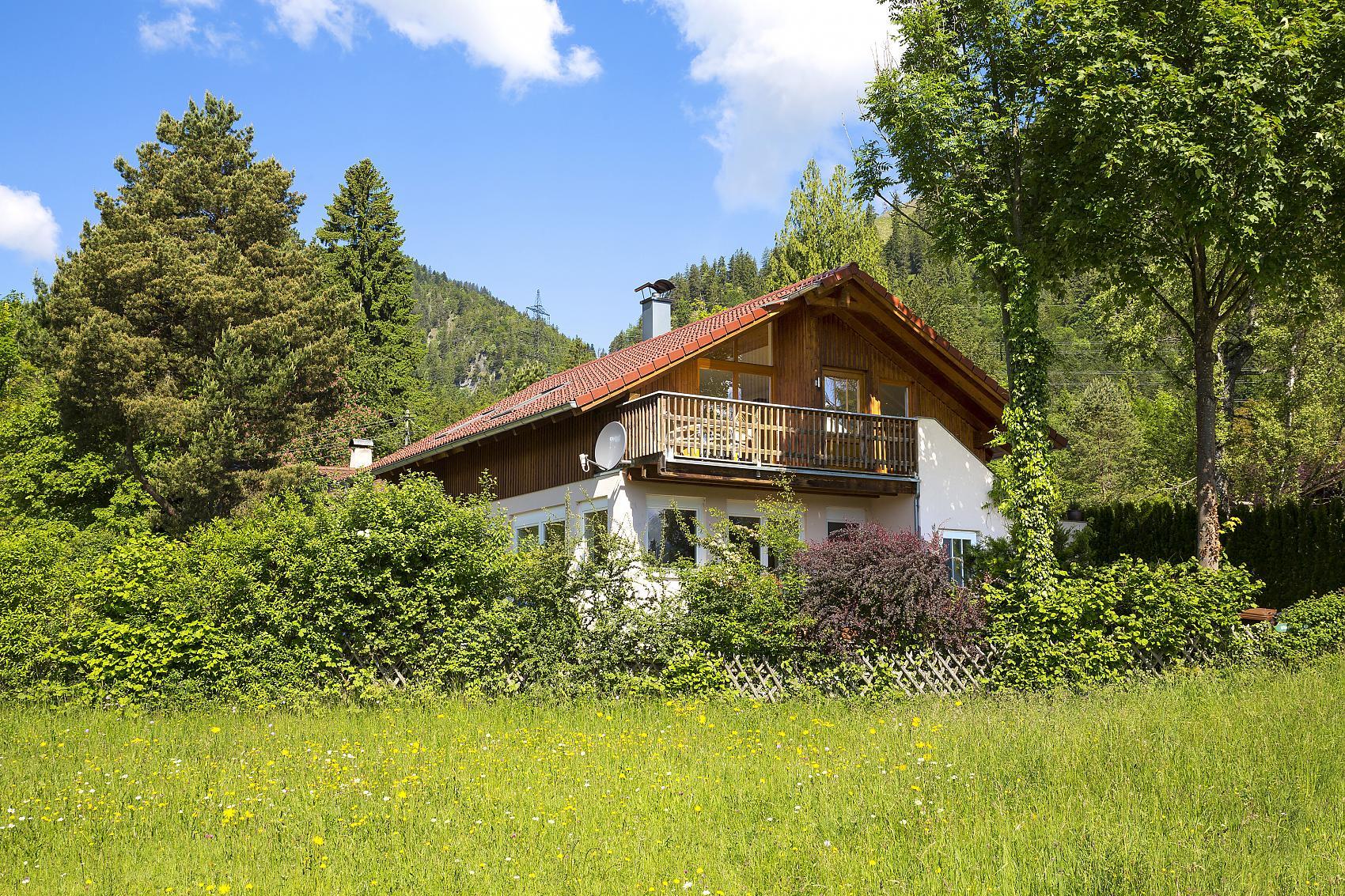 Ferienhaus Walchensee ferienwohnung lenich - walchensee