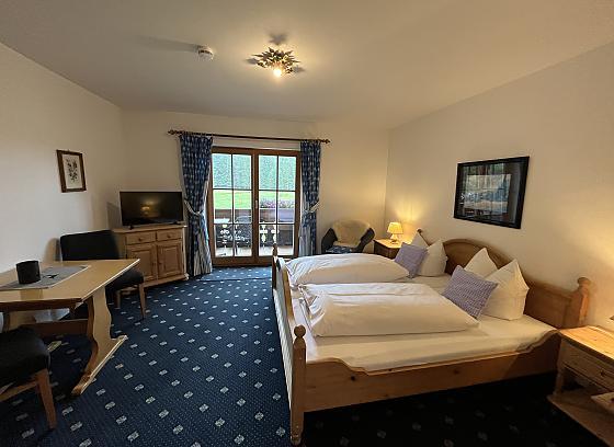 1-Zimmer Ferienwohnung Nr. 2