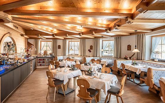 Hotel Mutz - Frühstück