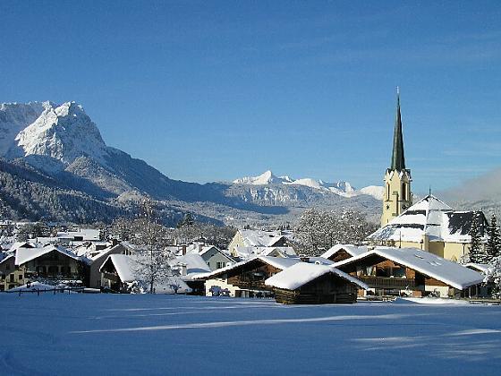 Alpin Ferienwohnungen Garmisch
