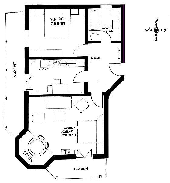 **** FeWo ZUGSPITZE 75 m²