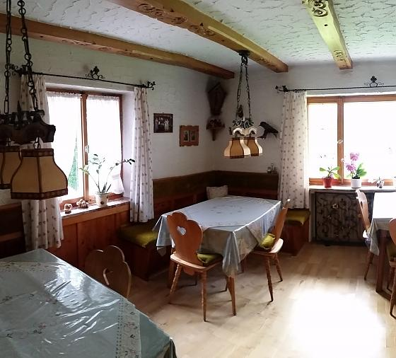 Gästehaus Ferienglück - Frühstück