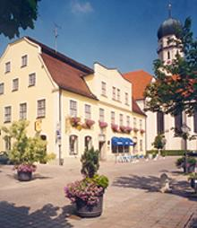 Hotel Alte Post in Schongau