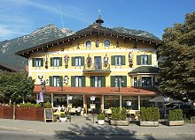 Atlas Posthotel in Garmisch-Partenkirchen