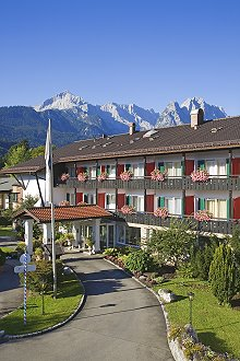 Obermühle Boutique Resort in Garmisch-Partenkirchen