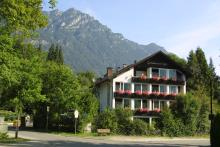 Hotel garni Grainauer Hof in Grainau