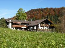 Panoramahotel Karwendelhof in Wallgau