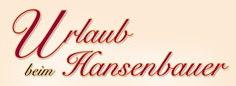 Zum Hansenbauern