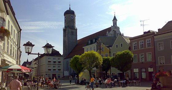 jugendliche Weilheim in Oberbayern(Bavaria)