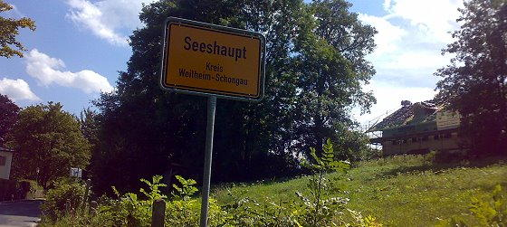 Seeshaupt - Magnetsried