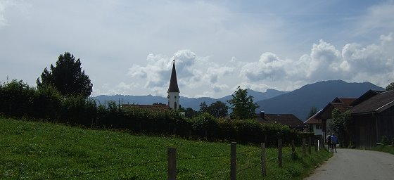 Saulgrub - Wurmansau