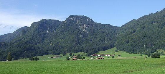 Schwaigen - Grafenaschau