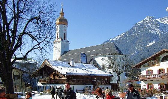 Garmisch-Partenkirchen - Garmisch-Partenkirchen