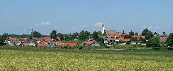 Vilgertshofen - Stadl