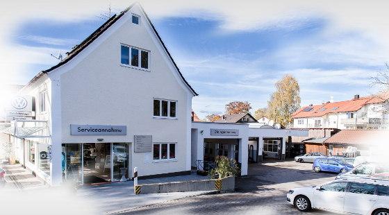 Autohaus Wagner GmbH & Co. KG - Titel